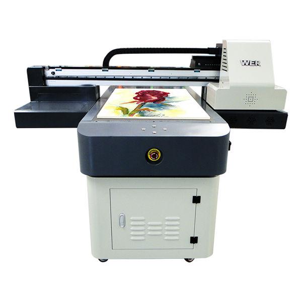 3d uv ambalare mașină de imprimare de hârtie din metal de imprimare pvc mașină de imprimare