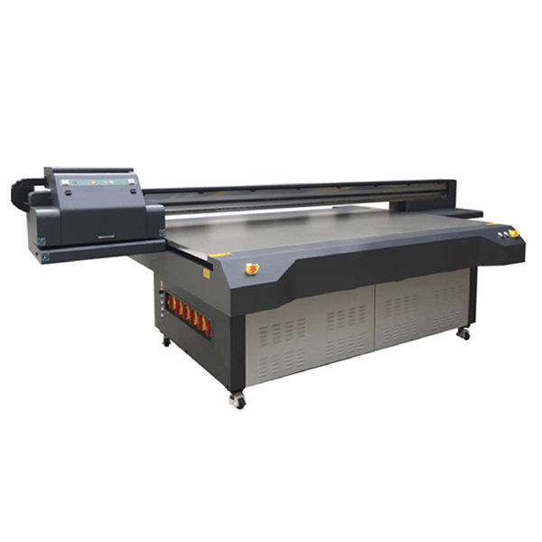 uv led imprimanta plat pentru masina de sticla / acrilic / ceramica