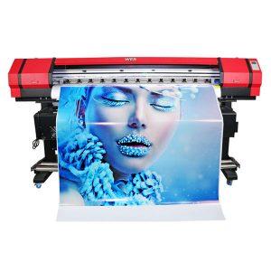 format mare 6 culori flexo banner autocolant imprimantă cu jet de cerneală
