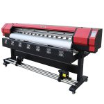 4 culori CMYK format mare imprimantă eco solvent imprimantă flex mașină de imprimare banner