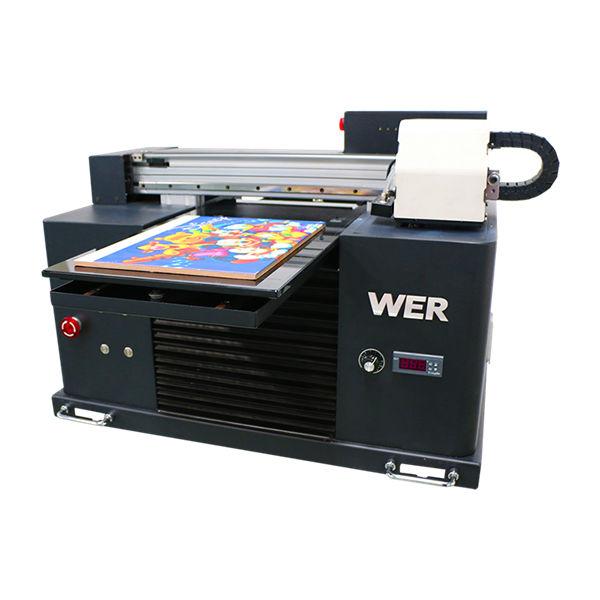 a3 imprimanta uv, imprimanta automata flatbed avansata de dimensiuni mici