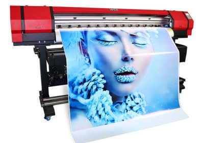 1.6m exterior imprimantă vinicolă PVC eco solvent în interior