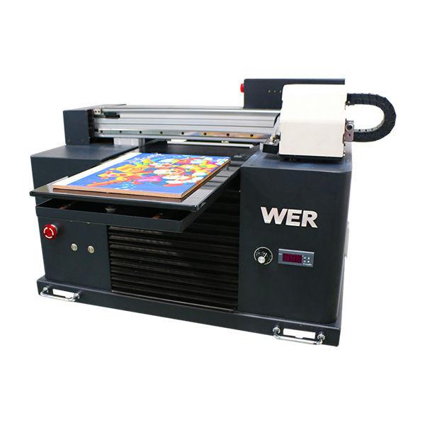 a3 / uv imprimanta pentru a imprima autocolante / a3 desktop uv mașină
