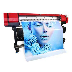un singur cap xp600 1,6 milimetri în imprimantă cu jet de cerneală