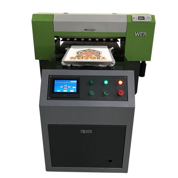 2018 nou produs 8 culori inkjet a1 6090 uv imprimantă imprimanta