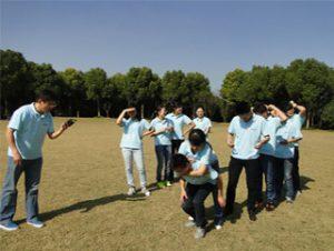 Activitățile din parcul Gucun, toamna anului 2014 3