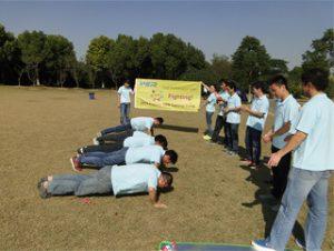 Activitățile din parcul Gucun, toamna anului 2014 4