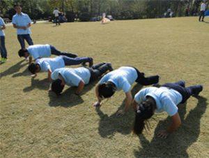 Activitățile din parcul Gucun, toamna anului 2014 5