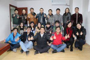 Lucrătorii B2B în sediul central, 2015 4