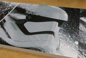 Panou publicitar tipărit de imprimantă UV de format mare WER-G2513UV