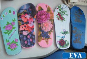 EVA-papuc de imprimare-probă-de-WER-EP6090UV
