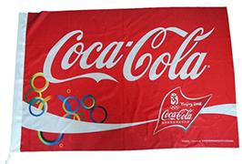 Flag Panier tipărit de o imprimantă eco solvent WER-ES160 de 1,6 m (5 picioare)