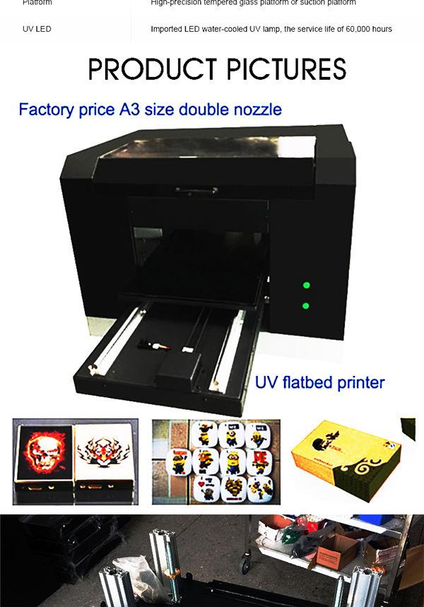 fierbinte vânzare a3 dx5 cap digitale tricou UV mașină de imprimare plat