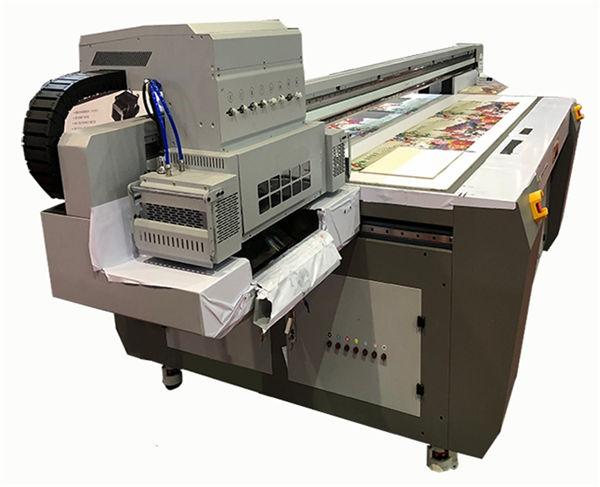 imprimantă ceramică digitală multicolor Xaar 1201 cu cap plat cu imprimantă uv