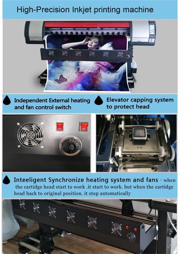 Mașini de imprimat de format mare de 3,2 m