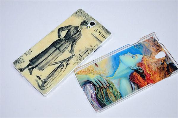 Imprimanta epson pentru imprimanta de 30 x 58 cm pentru carcasa telefonului, lemn, sticla