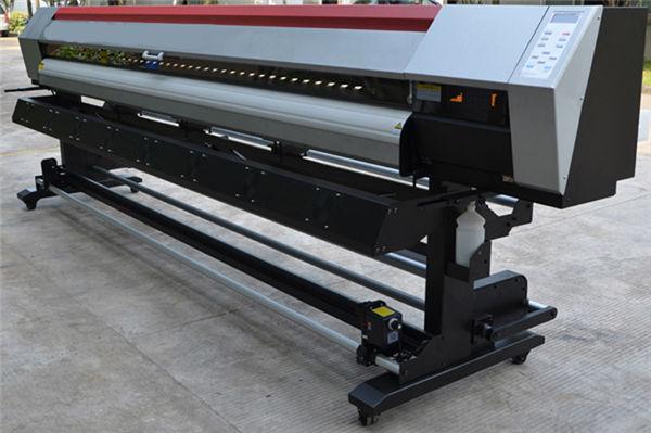 eco solvent imprimanta imprimantă mașină de imprimare de vânzare