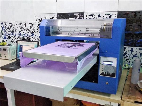 de înaltă calitate tricou digital dtg a3 imprimantă pentru imprimarea articolelor de îmbrăcăminte neagră