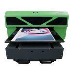 direct de la fabrica a2 dimensiune 6 culori usb card flatbed dtg imprimante de vânzare
