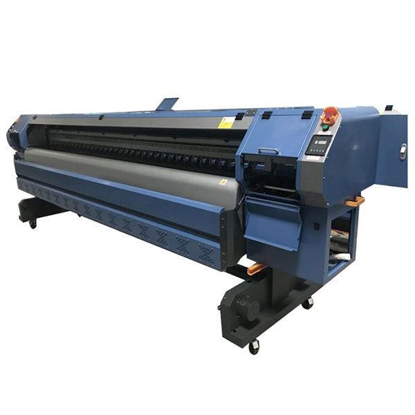 512i cap de imprimare digital vinil flex banner solvent imprimantă / mașină de imprimare