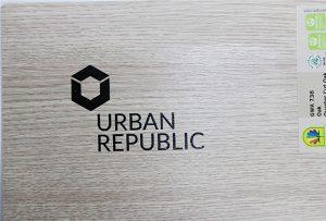 Imprimarea logo-urilor pe materiale de lemn prin WER-D4880UV 2
