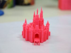 Soluție de imprimare 3D dintr-o singură trecere