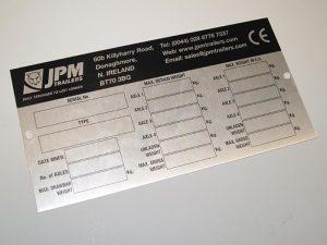 soluție de imprimare metalică