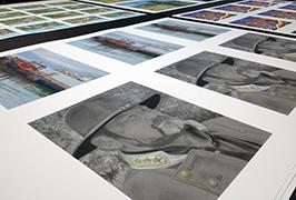 Hârtie fotografică tipărită de o imprimantă eco solvent Wer-ES1802 de 1,8 m (2 picioare) 2