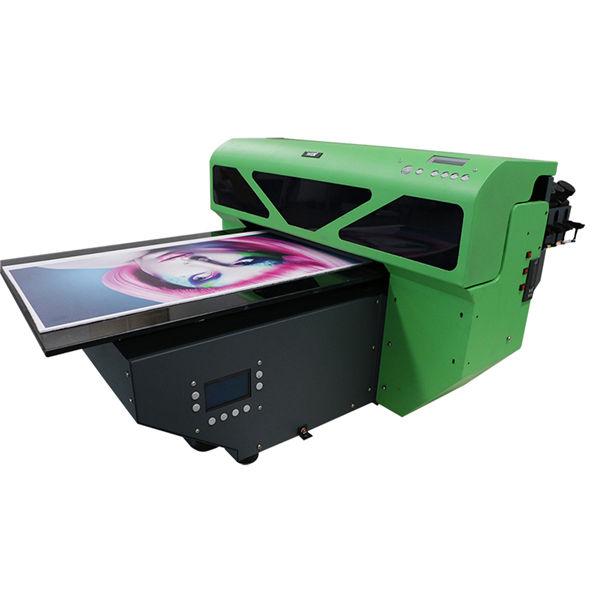 a2 imprimanta flatbed uv format cu 1 buc dx5 cap de imprimare