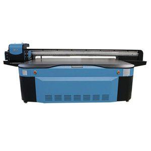 format mare de înaltă viteză digital flatbed china imprimantă uv pentru imprimarea sticlei