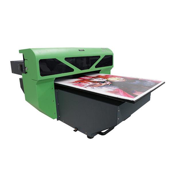 imprimantă automată cu jet de cerneală, mașină de imprimat cu tricot personalizat WER-D4880UV