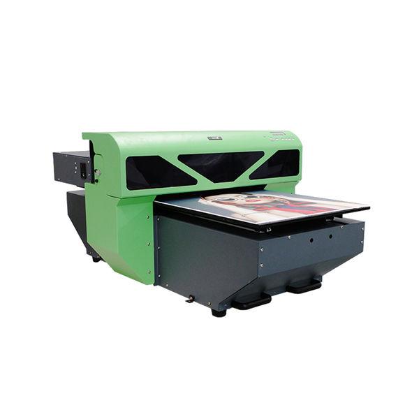Serigrafie portabilă cu buzunar mobil de ceramică a2 size imprimantă imprimanta cu jet de cerneală pentru lemn
