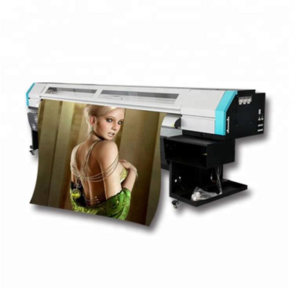 Mașină de imprimat 3.2m phaeton ud-3208p de prezentare în aer liber
